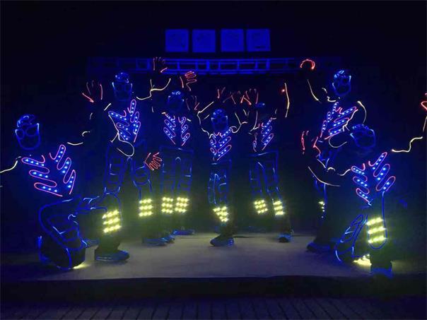 造光者,广州演出公司,企业年会节目,表演节目